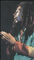 Bob Marley and Africa